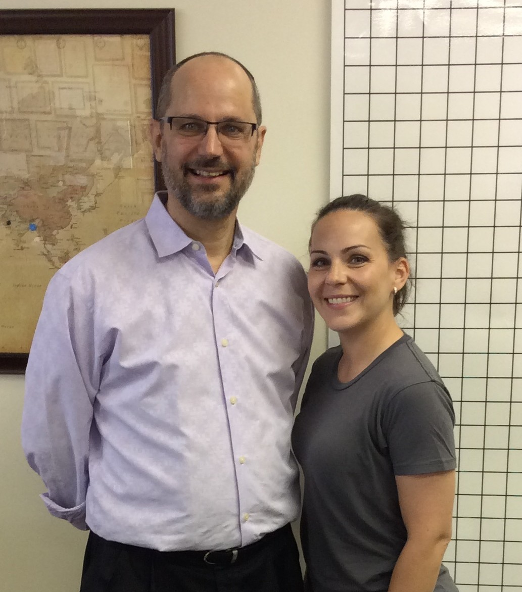 adult scoliosis patient treatment testimonial