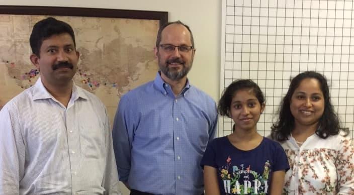 kuwait scoliosis treatment testimonial