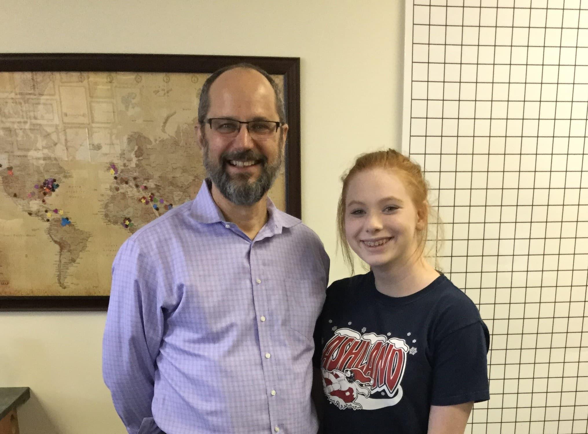 teen scoliosis treatment testimonial