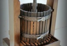 Wine Press Restoration 1