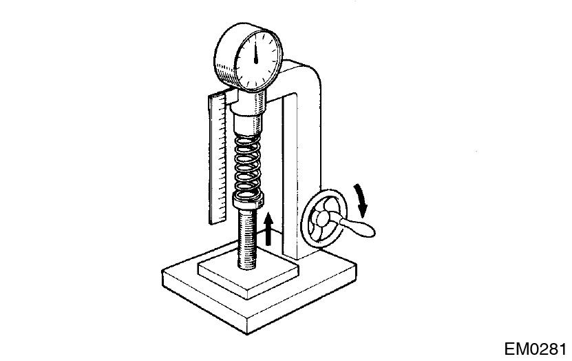 Toyota Supra JZA80 / 2JZ-GTE Engine / Cylinder head inspection