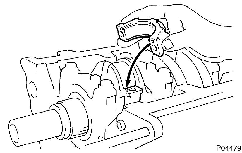 Toyota Supra JZA80 / 2JZ-GTE Engine / Cylinder block