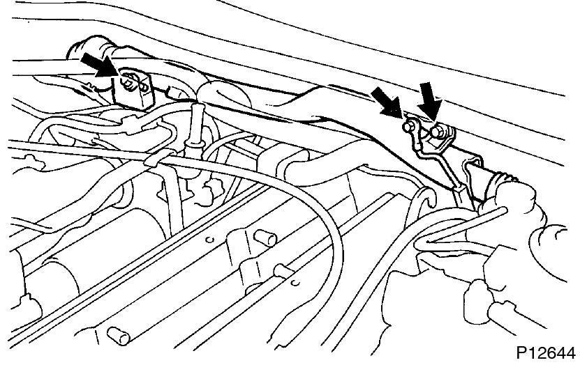 Toyota Supra JZA80 / 2JZ-GTE Engine / Valve clearance