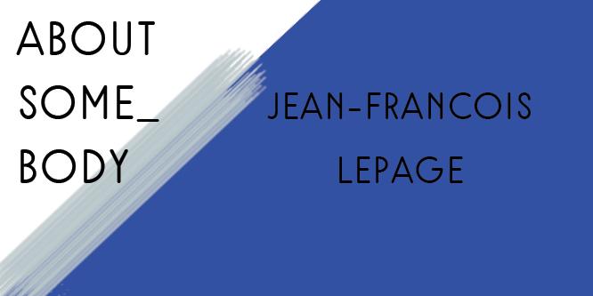 JEAN-FRANCOIS LEPAGE