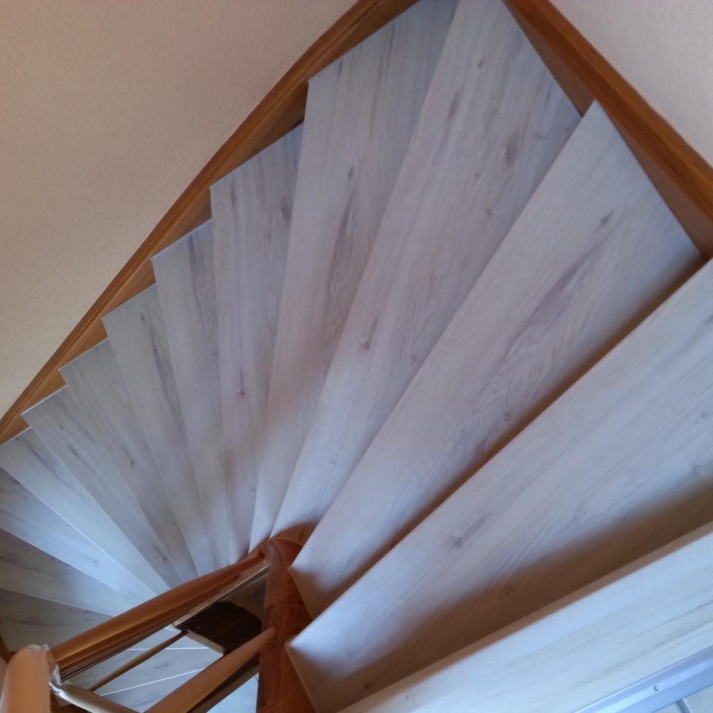 Treppenrenovierung Treppensanierung Hübscher Holztreppen