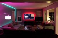 9 Gorgeous Philips Hue Light Set Ups - Hue Home Lighting