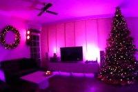 6 Amazing Christmas Lights using Philips Hue - Hue Home ...