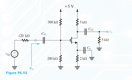 Lab 6: nMOS Field Effect Transistors: Single Stage Common