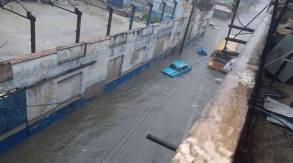 Impactantes imágenes de La Habana bajo agua tras una tormenta local (7)
