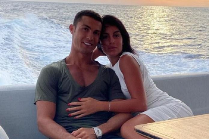 La primera foto de Cristiano Ronaldo con Covid-19