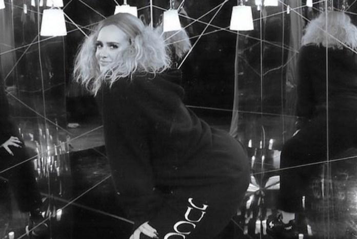 Look nuevo y novio nuevo: ¿Adele enamorada de un rapero?