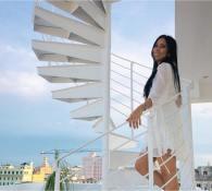 Yuliet Cruz fotos en La Habana 1