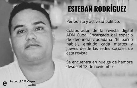 Quiénes son los activistas en huelga de hambre del Movimiento San Isidro (1)