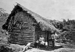 Fotografía rural de la época.