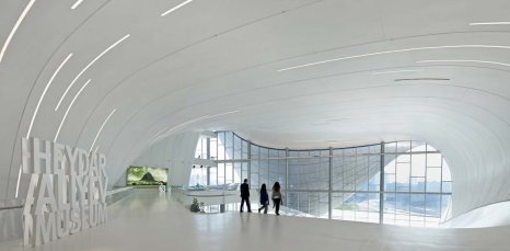 Centro Cultural Heydar Aliyev - i09