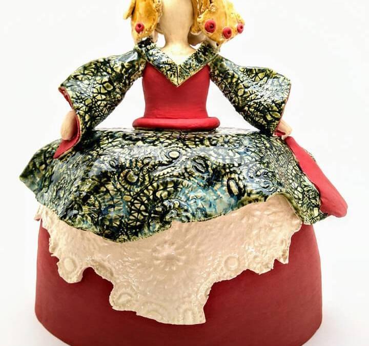 Ceramica original para decoración y regalo