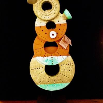 escultura cerámica decoracion