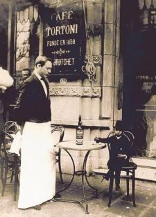 Puerta del Café