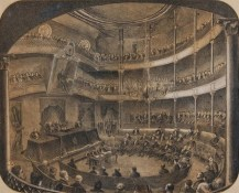 Interior del Congreso