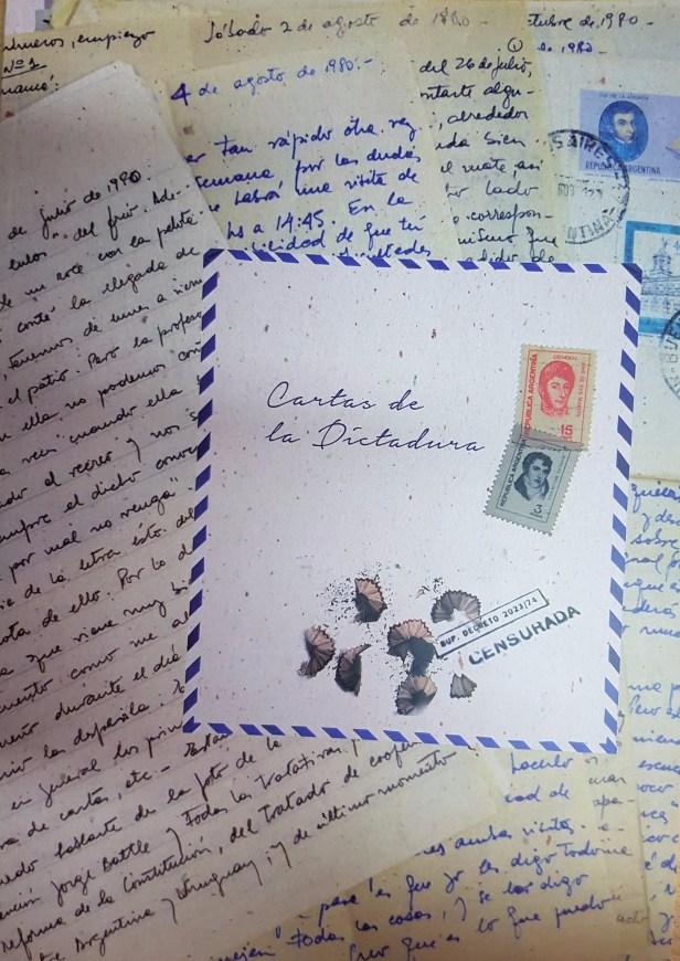 cartas de la dictadura