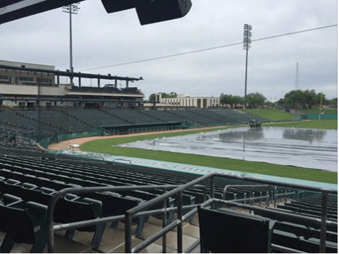 1632 SportsTriggers Rainout in Tucson