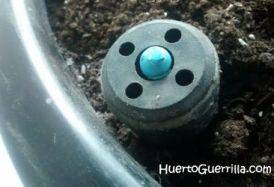 válvula de una hidrojardinera