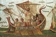 en un viaje a Ulises le dieron planta de ruda