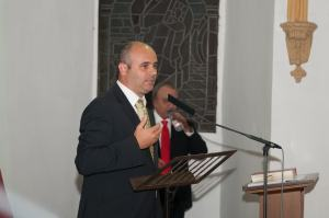 Intervención del alcalde de Huete