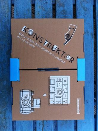 La caja que compre en Noviembre