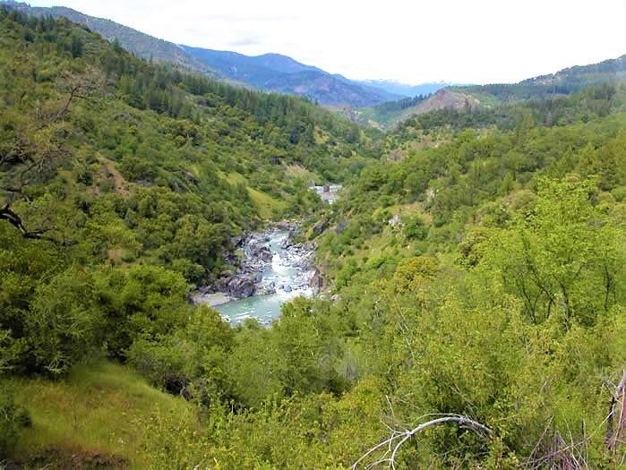 Black Butte River Wilderness
