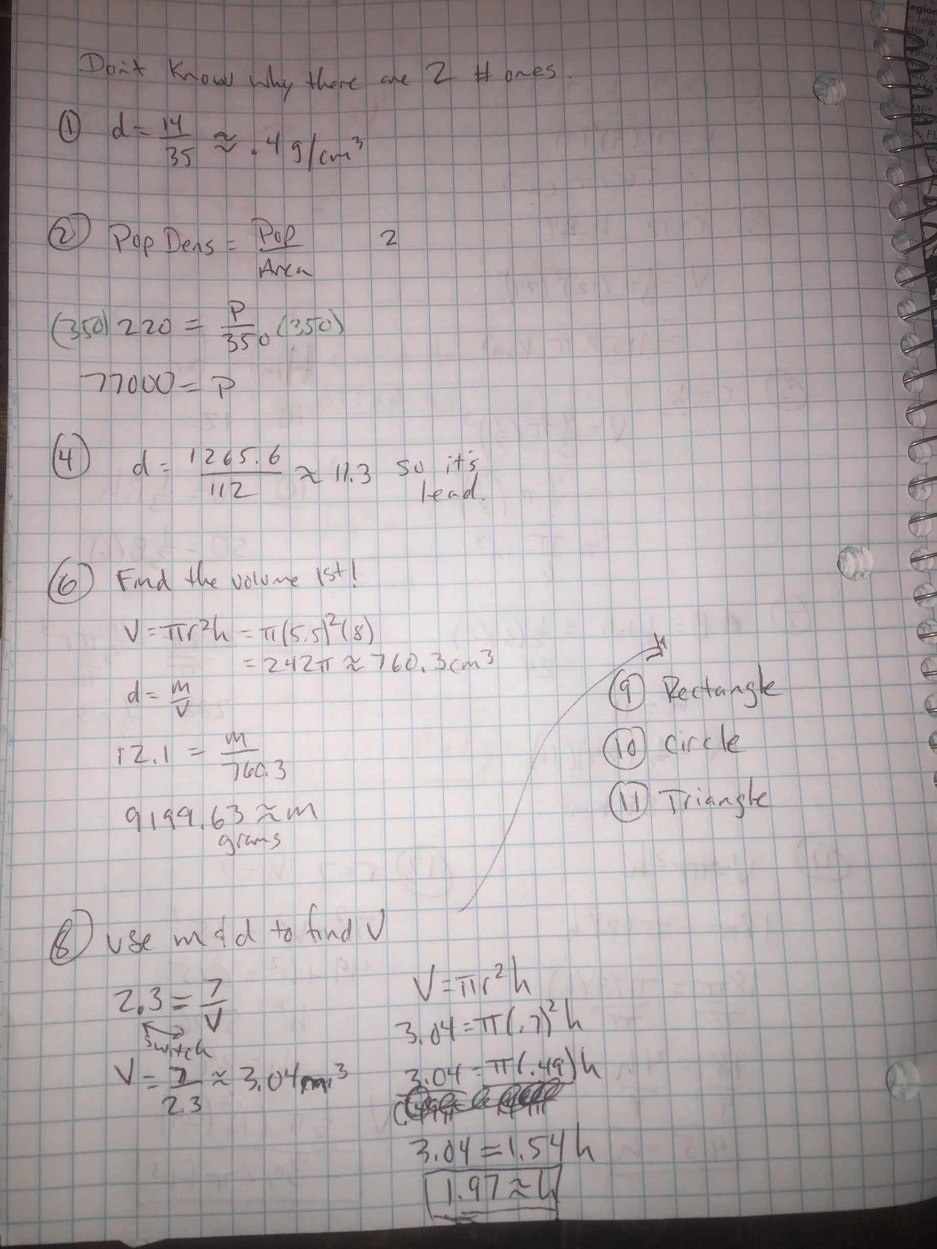hight resolution of Honors Geom S20 - Huff's Blog