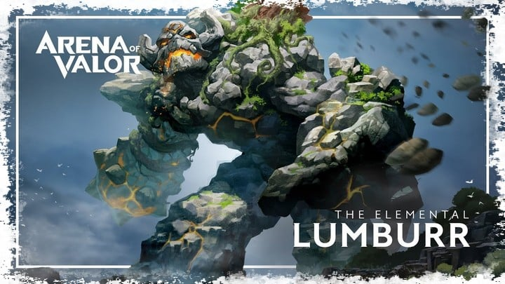 Lumburr arena of valor build
