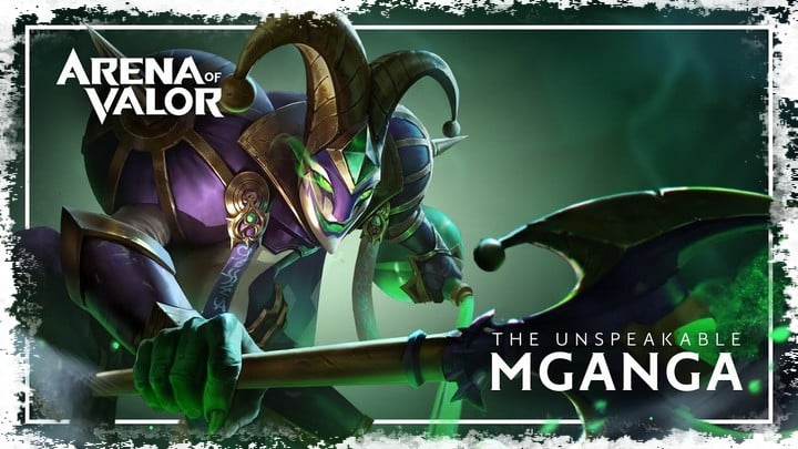 Mganga arena of valor build
