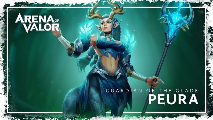 Peura arena of valor build