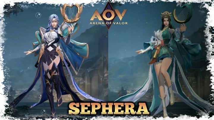 Sephera arena of valor build