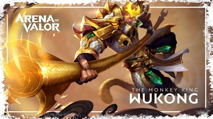 Wukong arena of valor build