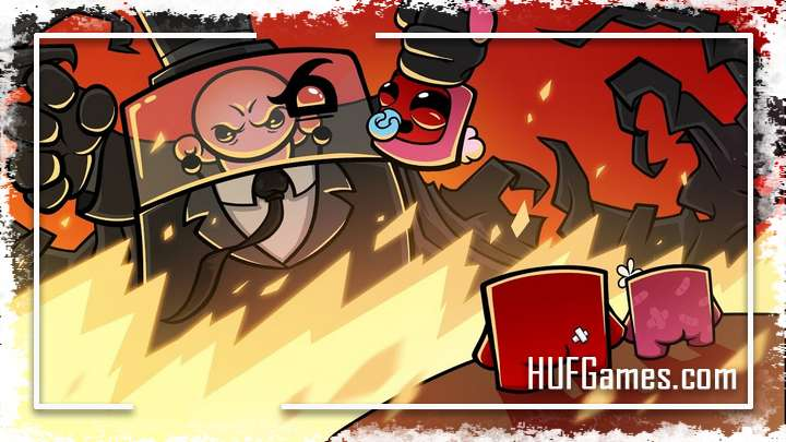 Super Meat Boy Forever APK