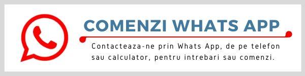 USP comenzi whatsapp