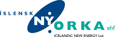 Icelandic New Energy - HUGE project partner