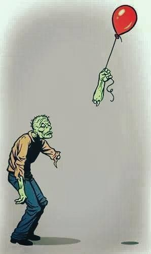 the reason zombies are