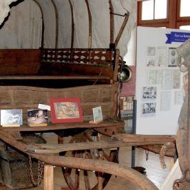 Historischer Planwagen