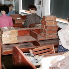 Das Heimatmuseum Friedrichstal - Tabakanbau - Zigarrenherstellung