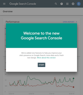 The new Search Console is graduating out of Beta 🎓
