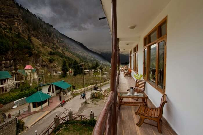 An awe-inspiring view of nature from Geto Hotels & Resorts