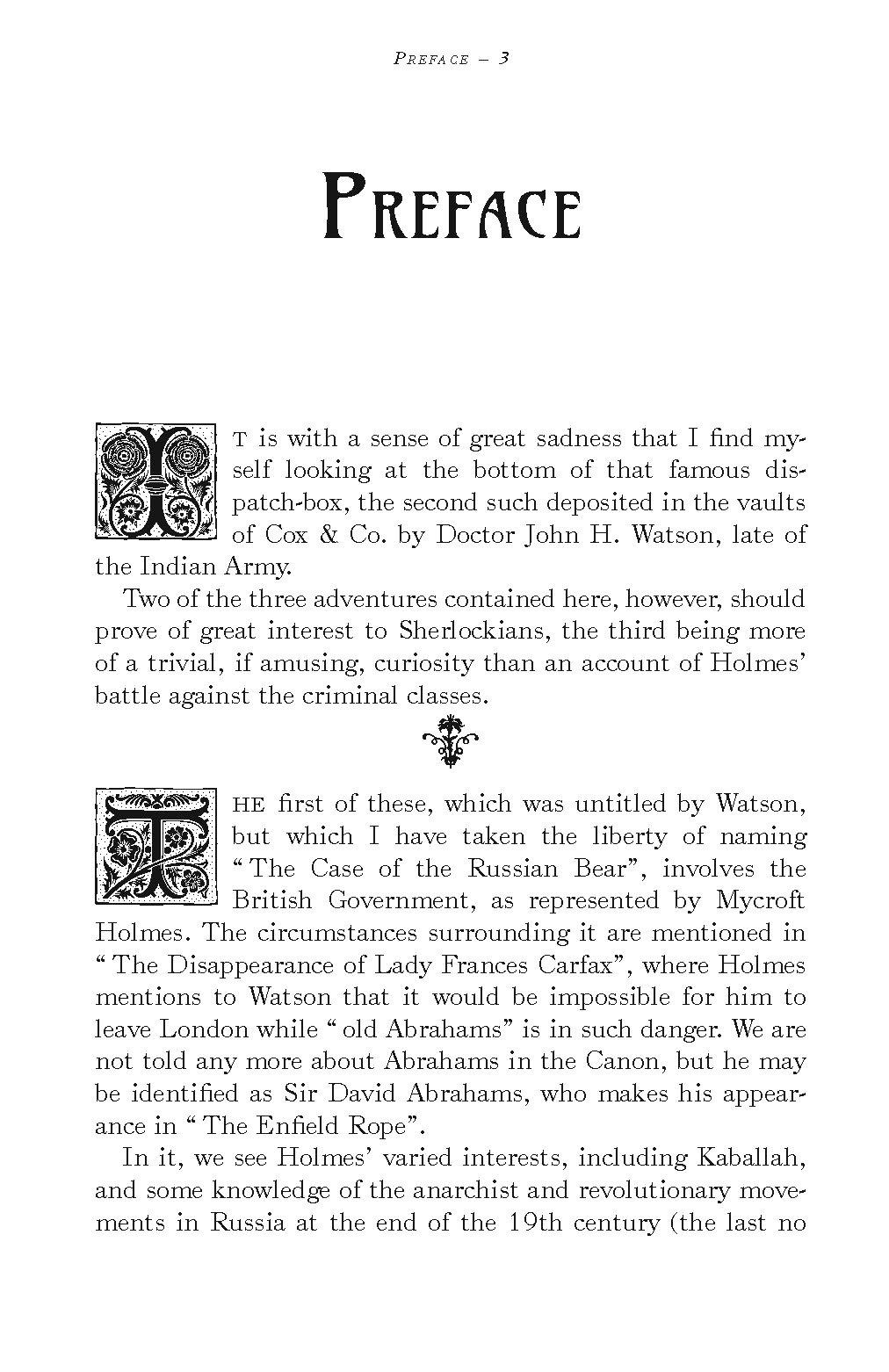 It's new font time… – Books by Hugh Ashton