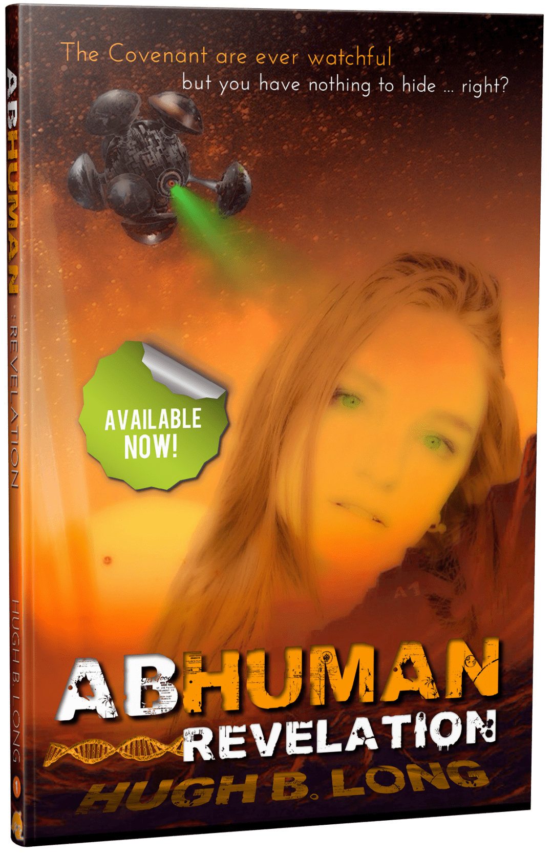 Abhuman: Revelation (The Covenant - Book 1)