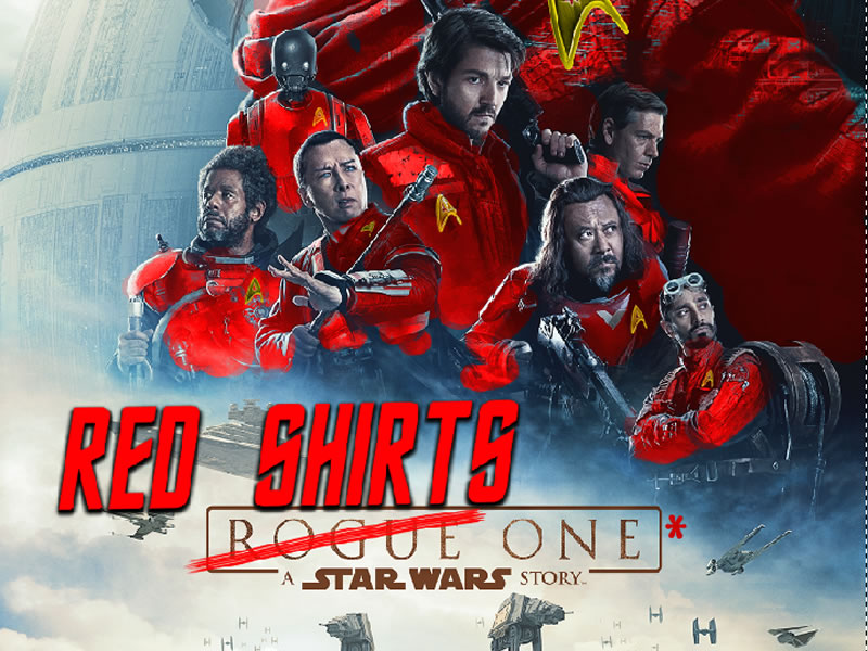 Red Shirts One - A Star Wars Story