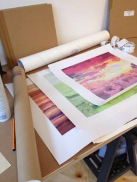 Studio Sunsets