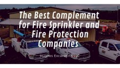 The Best Complement for Sprinkler and Fire Protection Companies