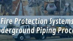 Step by Step Fire Protection Systems Underground Piping Process